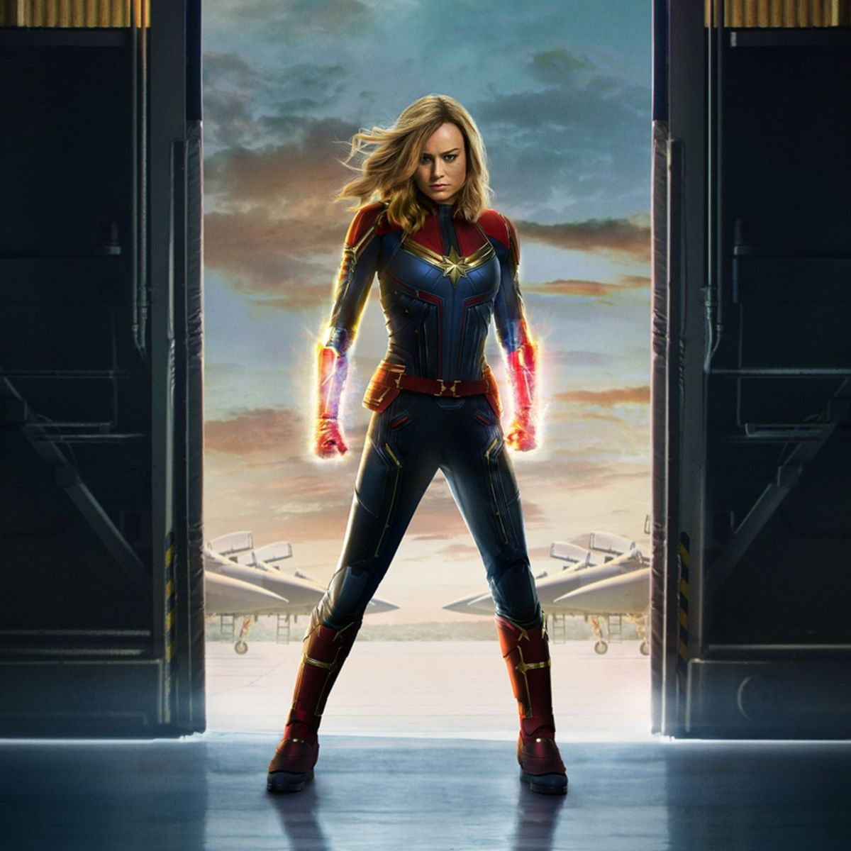 "Don't Pit ""Captain Marvel"" Against ""Wonder Woman"""