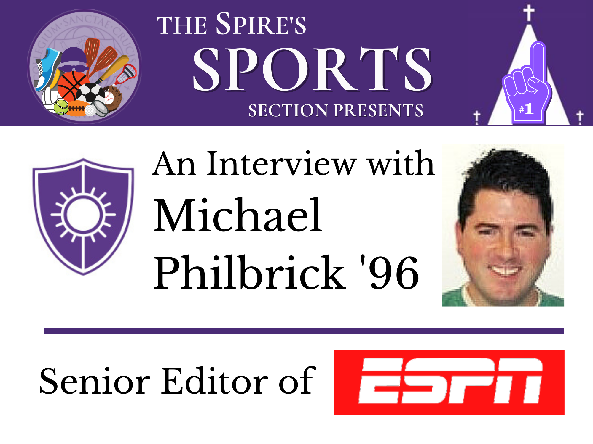 An Interview With Mike Philbrick 96 The Spire